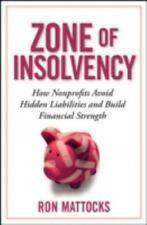 The Zone of Insolvency: How Nonprofits Avoid Hidden Liabilities & Build Financia