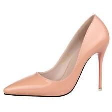 Women's Wet look & Shiny Pumps and Classics Heels