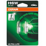 OSRAM H6W 12V 6W ULTRA LIFE Premium Standlicht 2 Stück 64132ULT-02B