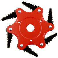 """25Pcs 3.5/"""" Red Grass Strimmer Trimmer Dura Blade Blades for Bosch ART 23-18 LI"""