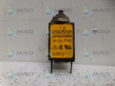 DC48V 5 AMP 1pc 41-06-P10  E-T-A Circuit Protection and Control AC250V