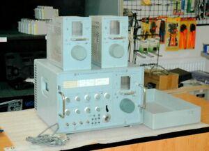 ROHDE & SCHWARZ Type ESUM BN 15076, Test receiver