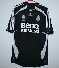 Real Madrid Spain away shirt 06/07 Adidas Size XL