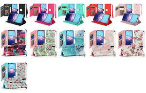 For Motorola Moto E (2020) XT2052DL / Moto E7 Wallet Pouch Case Phone Cover