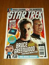 STAR TREK #175 FEBRUARY/MARCH 2014 TITAN US MAGAZINE BRUCE GREENWOOD SHATNER