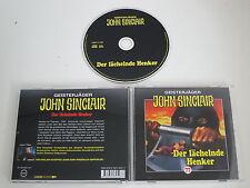 GEISTERJÄGER JOHN SINCLAIR/77/DER LÄCHELNDE HENKER(LÜBBE HÖRSPIELE) CD