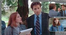 The X Files Widescreen  Individual Trading Cards
