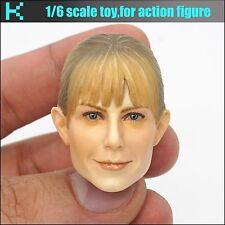 L22-34 1/6 scale ZCWO payton senior secretary head sculpture