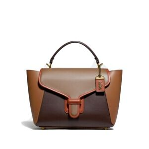COACH 1941 Brown Cuourier carryall bag, new with tag,RRP £650,sold out