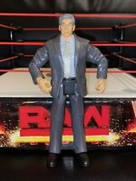 WWE VINCE MCMAHON WRESTLING FIGURE JAKKS RUTHLESS AGGRESSION SERIES 28