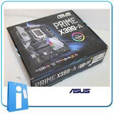 Placa base X399 ASUS PRIME X399-A Socket TR4 con Accesorios
