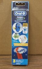 Oral B Stages Power, Replacement Brush Heads, Extra Soft, 3 Ct.
