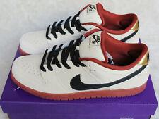 New Nike SB Dunk Low Pro Hennessy Muslin BQ6817-100 Size UK 10 US 11 EUR 45