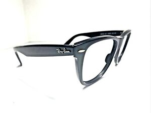 RAY-BAN RB 2140 901 BLACK FRAMES ONLY SUNGLASSES P5