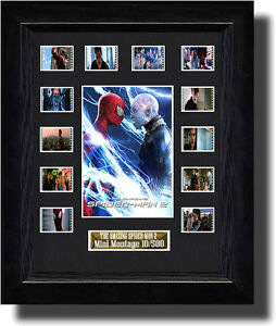 The Amazing spider-man 2  poster  photo prop filmcell
