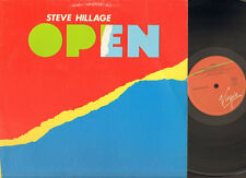 STEVE HILLAGE OPEN Gong System 7 GIMMICK Cover LP 1979
