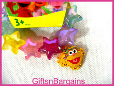 Sesame Street  Elmo Zoe Bracelet! Great favours for Elmo Or Abby / Zoe parties