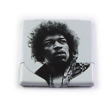 Jimi Hendrix Cigarette Case/Card Holder - Holds 10 Cigs