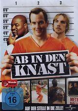 DVD NEU/OVP - Ab in den Knast - Dax Shepard, Will Arnett & Chi McBride