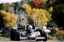 Jody Scheckter Wolf WR1 Winner Canadian Grand Prix 1977 Photograph 1