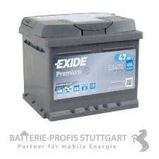Exide Premium Carbon Boost 12V/47Ah 450A ersetzt 43Ah 44Ah 45Ah