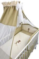BEDDING SET Pościel 6-el. 135/100/180 do łóżeczka 140/70cm. PROMOCYJNA CENA!