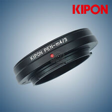 New Kipon Adapter for Olympus PEN mount Lens to Olympus Micro 4/3  M4/3 camera