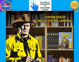 TEX - COLLEZIONE STORICA A COLORI # 91 Gli Incappucciati Sergio Bonelli 🤩🤩