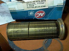 A C GENERAL MOTORS FUEL FILTER # TS-503 / 2910-00-875-9245