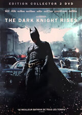 Batman 2xDVD The Dark Knight Rises [Édition Collector]
