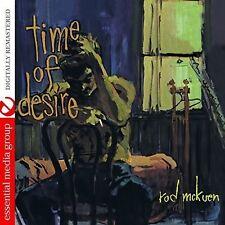 Time Of Desire - Rod Mckuen (2016, CD NIEUW)