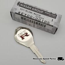 Nissan GTR Key Blank R32 R33 GTR Skyline JDM OEM New RB26 KEY00-00185
