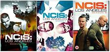 NCIS LOS ANGELES SEASON 1-8 COMPLETE DVD Series 1 2 3 4 5 6 7 8 UK Rele New R2