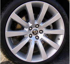"JAGUAR XF XJ XK 2007-2012 19"" REAR RIM WHEEL FACTORY OEM 59816 6W831007RA"