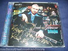 "Bluju - Frank ""Paris Slim"" Goldwasser (CD 2007) Autographed CD NRMT 2 Bonus Trax"