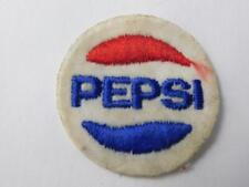 PEPSI COLA  POP SOFT DRINK VINTAGE TINY HAT JACKET PATCH ADVERTISING COLLECTOR