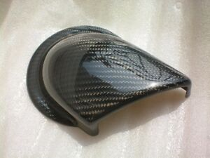 Carbon Fiber Side Air Intake Cover for 2003-2006 Smart Fortwo 450 2004 2005