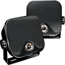 DIETZ CX-4MB Aufbau Lautsprecher Boxen Paar schwarz > Pkw Lkw Bagger Traktor