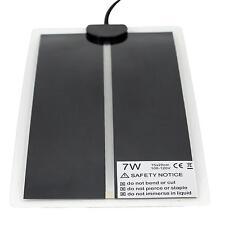 7W 110V 15cm*28cm Reptile Pet Warming Heat Mat Warm Heater Heating Pad Supplies