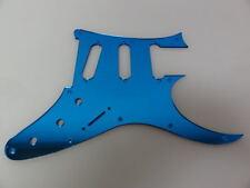 Blue Mirror Pickguard fits Ibanez (tm) Jem RG550 SSS Strat layout