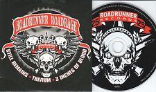 Roadrunner Roadrage CD Trivium (3 tracks) PROMO