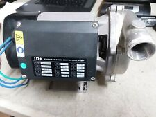 Jdk Stainless Steel Centrifugal Pump Ssp70230