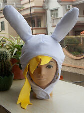 New Adventure Time Finn's Fionna Plush Hat One size Gift Cosplay Hat
