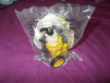MCDONALDS Happy Meal Toy Shaun Pecora GIALLO cart 2015 RUOTE NUOVO 40870-4