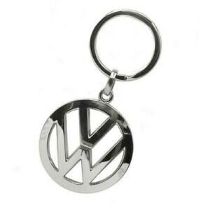 GENUINE Volkswagen VW Logo Keychain