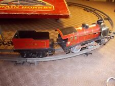 Ancien train en tole mecanique