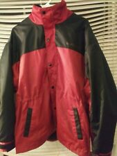 Subaru Forester Jacket And Fleece 2 In 1 Red Japan 03-3861-1481