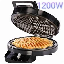 Silvercrest Waffle mMaker for making sweet and tasty waffles - non stick by ILAG