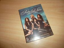 PRETTY LITTLE LIARS - THE COMPLETE FIRST SEASON - DVD 5-DISC SET -- BRAND NEW --
