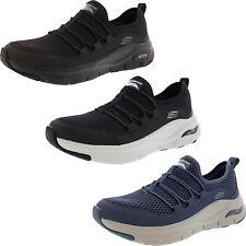 Skechers de Mujer Arch Fit-Lucky pensamientos 149056BBK Ligero Zapatos Para Caminar